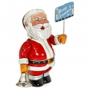 Santa Claus Tin Toy