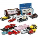 16 Toy Cars Maisto and Other Manufacturers