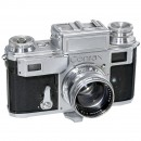 Contax III with Sonnar 1,5/5 cm, 1936