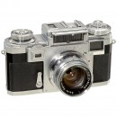 Contax IIIa with Opton-Sonnar, c. 1954
