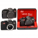 Leica R7, R4 MOT and R3 MOT