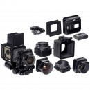 Fuji GX680 Professional with 5 Lenses and Accessories