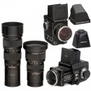 Rolleiflex SLX, SL 66 SE and Lenses (SLX)