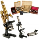 Leitz Microscope and Accessories