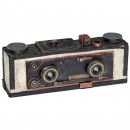 Bench-Built Stereo Camera (24 x 30), c. 1940