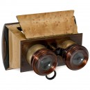 Decorative Hand Stereo Viewer, c. 1870