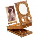 Decorated Graphoscope, c. 1890