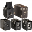 5 Box and Plate Cameras