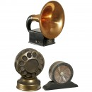 3 Radio Loudspeakers