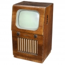 Nordmende Favorit 364 Black-and-White TV Set, 1959