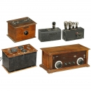 Radio, Amplifier and Power Supplies, 1930 onwards