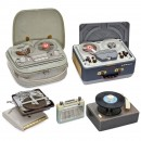 Record-Players, Tape Recorders and Car Radio, 1960 onwards