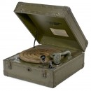 WWII U.S. Army Phonograph, c. 1942