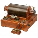 Induction Coil with Righi Spark Gap, c. 1910