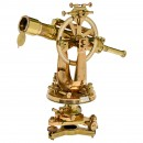 Large English Theodolite by Stanley, c. 1890