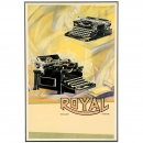 Poster Royal Trade Mark, c. 1930