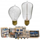 2 Early Carbon Filament Bulbs and Other Illuminants