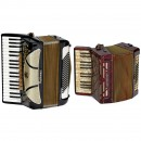 Hohner Lucia IV P Piano Accordion, c. 1965