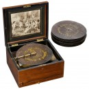 Polyphon Style 46 Disc Musical Box, c. 1900