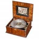 Polyphon Disc Musical Box