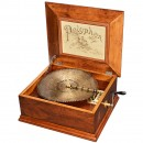 Style 43B Polyphon Disc Musical Box