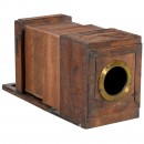 Sliding Box Daguerreotype Camera with Double Extension (!), 1850