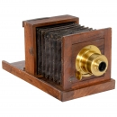 Wet-Plate Camera by Alphonse Ninet, c. 1860