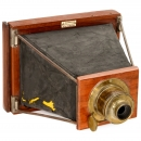 Mackenstein Strut-Folding Camera