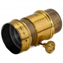 Petzval-Type Lens by Darlot, c. 1864