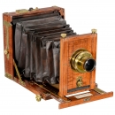 Field Camera by London Stereoscopic, c. 1895