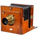 Primus Camera by Fallowfield, London, c. 1885