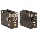 2 Detective Cameras from France: No. 3 Perfectionné and La Navit