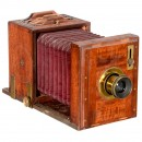 Small Field Camera from England, c. 1890