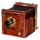 Tailboard Camera by Hare, c. 1875