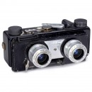 Bench-Built Stereo Camera (24 x 24), c. 1940