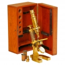 Hartnack Compound Microscope, c. 1880