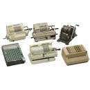 6 Calculating Machines