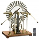 Large Wimshurst's Electrostatic Machine, c. 1890
