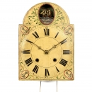 Black Forest Shield Clock with Automaton