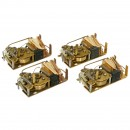 4 x Griesbaum Whistling Automaton Mechanism