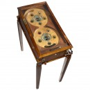 German Coin-Activated Bagatelle Game, 1933
