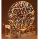 Working Model of a Ferris Wheel