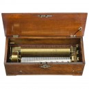 Two-Per-Turn Musical Box, c. 1850