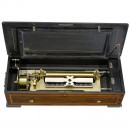 Sublime Harmonie Interchangeable Musical Box by Paillard-Vaucher