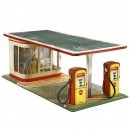 Esso Petrol Station by Arnold, c. 1955