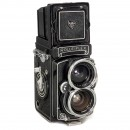 Wide-Angle Rolleiflex (Rolleiwide), 1961