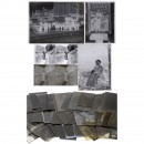 Large Lot of Glass Negative Photographs, 1900 onwards