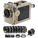 Parvo L 35 mm Movie Camera, c. 1935