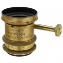 Adjustable Landscape Lens No. 1 by Darlot, c. 1880