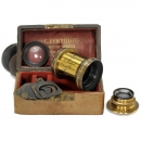 Convertible Lens No. 1 by Berthiot, c. 1870